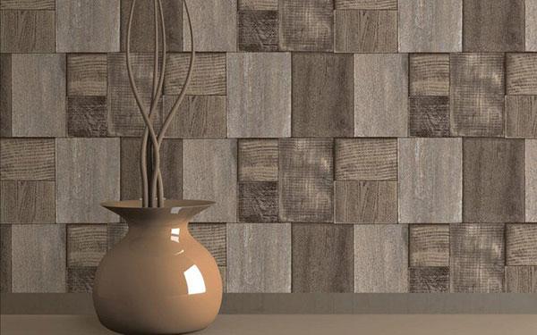 Ideias de locais da casa para colocar o papel de parede 3d for Tavole adesive 3d