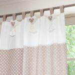 cortinas para quarto de bebe