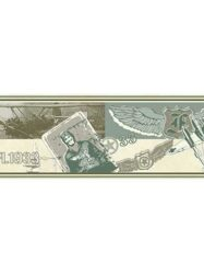 Border Aviao Verde FL1933