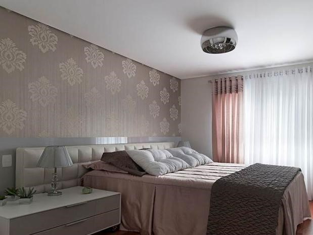 Cortina para quarto o modelo ideal para combinar com a sua decorao