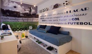 Papel de parede para quarto masculino – Dicas para o ambiente perfeito.